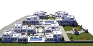 Grundriss der Unterkunft Triton Sea View Villa