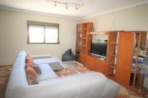 Гостиная зона в CHALET VACACIONES VALENCIA MONTROY A 35KM DE LA PLAYA