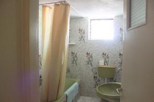 A bathroom at Aumkara