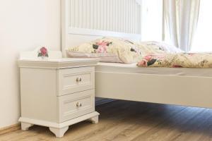 Ένα ή περισσότερα κρεβάτια σε δωμάτιο στο A La Champagne