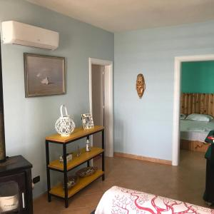 A television and/or entertainment center at Vila Elmar