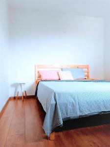 Ein Bett oder Betten in einem Zimmer der Unterkunft Holiday Home Slavica