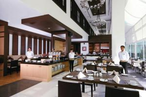 A restaurant or other place to eat at Kantary Hotel Kabinburi