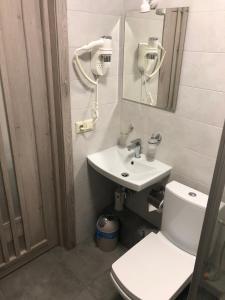 Ванная комната в East Residence