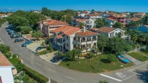 A bird's-eye view of Apartments Marizela