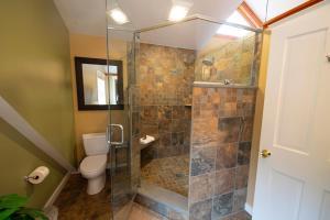 A bathroom at Solitude Village at Okemo