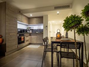 Art de vivre tesisinde mutfak veya mini mutfak