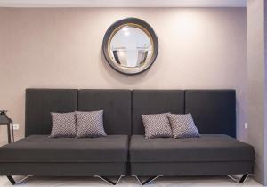 Ein Bett oder Betten in einem Zimmer der Unterkunft Casa Mia Rooms and Apartments