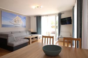 Posezení v ubytování Apartment Valerie 503/1 - Lipnohome