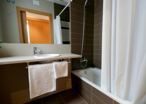 Ένα μπάνιο στο Weflating Eixample