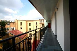 Балкон або тераса в Apart Hotel Susa