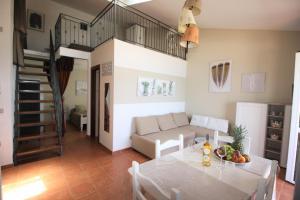 Area soggiorno di Appartamenti Sole 1