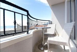 Balkon ili terasa u objektu Villa Jasna