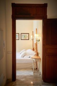 Ein Bett oder Betten in einem Zimmer der Unterkunft Villa Orient