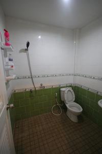 Kylpyhuone majoituspaikassa KD Residence