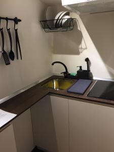 Cucina o angolo cottura di La Casupola