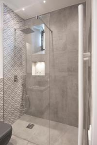 A bathroom at Ambio Suite Luxury Trastevere