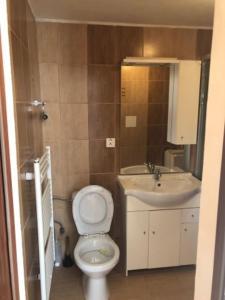Kúpeľňa v ubytovaní Relax Flat Podlužany