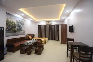 Apart Ha Noi studio- My Dinh
