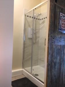 A bathroom at The Little Barn