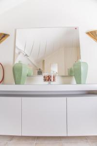 A kitchen or kitchenette at President Boutique Apartment