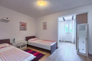 Krevet ili kreveti u jedinici u objektu Apartment Marlera
