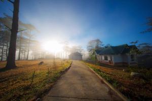 Nhà Khách Vườn Quốc Gia Bidoup - Núi Bà