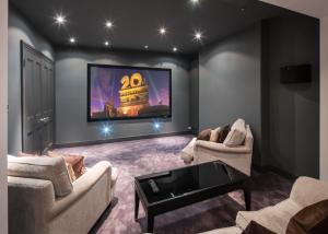 A seating area at Luxurious Central London Executive Accommodation For 10