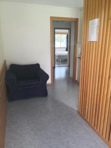 Zona de estar de Winjum Apartments Aurland Stegastein