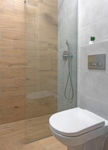 A bathroom at Aparthotel Styl