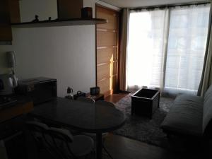 Zona de estar de Zenteno 138