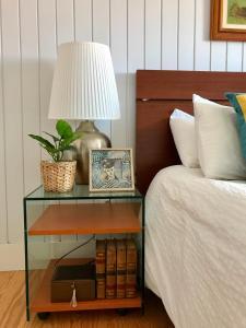 Cama ou camas em um quarto em Cathedral Luxury and Spacious