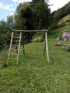 Otroško igrišče poleg nastanitve Apartment Abinkar