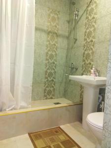 Ванная комната в Радуга