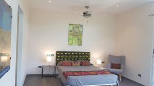 Posteľ alebo postele v izbe v ubytovaní Villa Azul