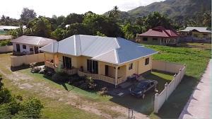 My Ozi Perl New Creole Villas с высоты птичьего полета
