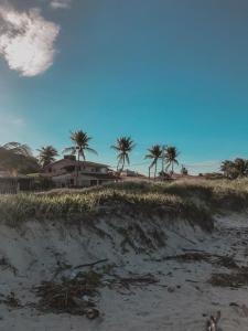Casa de Veraneio Ilha de Itamaracá durante o inverno