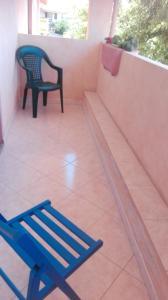 Balcone o terrazza di Casa Vacanza Su bonu Acatu