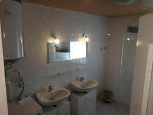 A bathroom at Cityblick 2