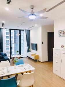 Apartment 15Fl 2bedroom Vinhomes Keangnam