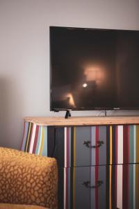 TV o dispositivi per l'intrattenimento presso Residenza Ducato Corte Contarina