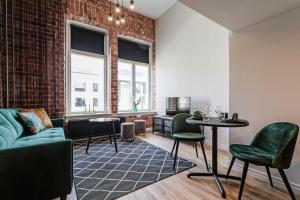 Un lugar para sentarse en Estonishing Stay