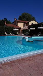 The swimming pool at or near Villaggio Turistico Airone