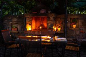 Restavracija oz. druge možnosti za prehrano v nastanitvi Villa Visentin