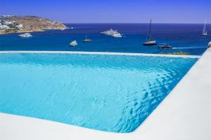 The swimming pool at or near Villa Alcyone by The Pearls Collection