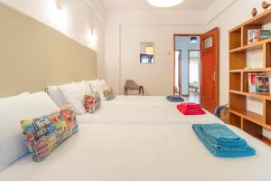 A bed or beds in a room at LV Premier Anjos- AR2 Terrace