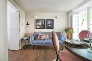 Część wypoczynkowa w obiekcie Lisbon Best Choice Apartments Alfama