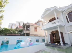 Villa hồ bơi 4pn - 30VTS