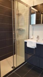 A bathroom at Villa Marjade