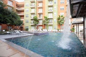 The swimming pool at or near Sonder — Southtown Apartments
